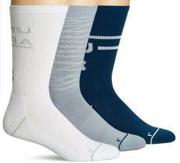 3-in-a-PACK Under Armour Phenom Cushioned Crew Socks Women 6