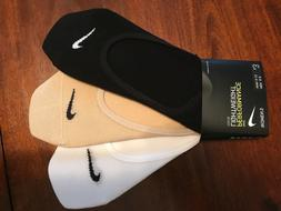 NIKE 3 Pairs Performance Lightweight No-Show Liner PEDS Sock