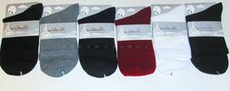 6 or 12 Pairs Womens Light Weight Soft Cotton Fashion Trouse