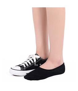 6 Pack Women Cotton No-Show Liner Low Cut Invisible Socks