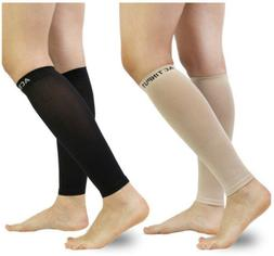 ACTINPUT Calf Compression Sleeves - Leg Compression Socks fo