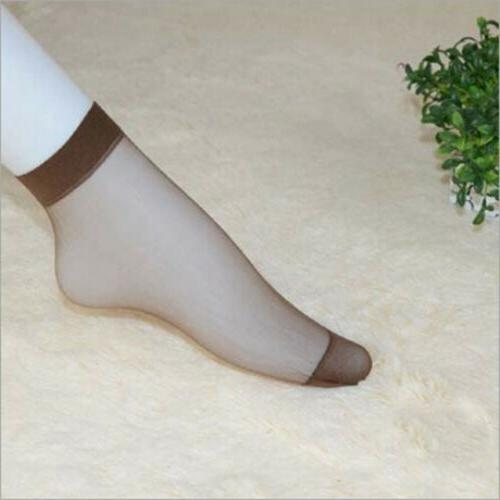 10 Pairs Women Elastic Stockings Short Socks USA