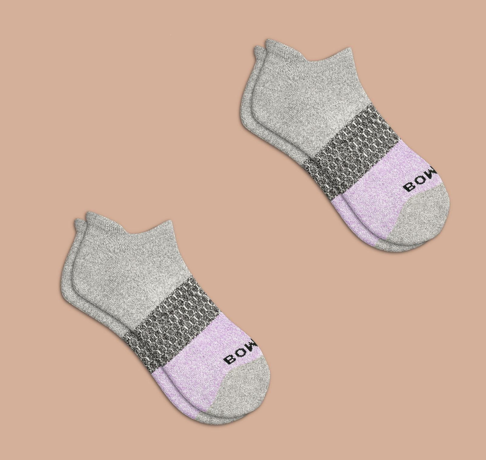 2 pack women s tri block ankle