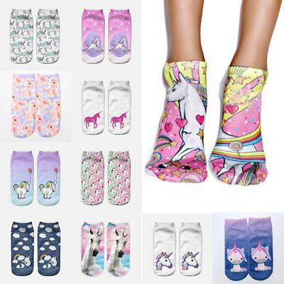 3D Ankle Socks Casual