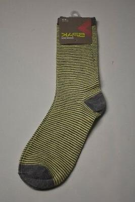 6 PAIR STRIPED TEEN 9-11 ST3