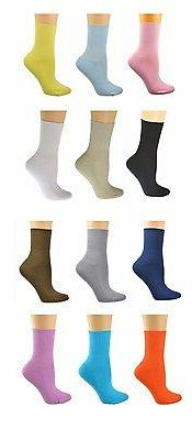 Sierra Socks Health Diabetic Arthritic Cotton Cushioned Sole