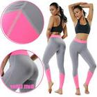 High Waist Yoga Pants Womens Workout Leggings Tummy Control