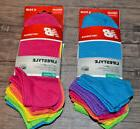NEW - 12 Pairs New Balance Lifestyle Socks Low Cut Ankle - W
