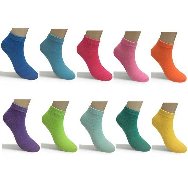 New 12 Pairs Ankle 9-11