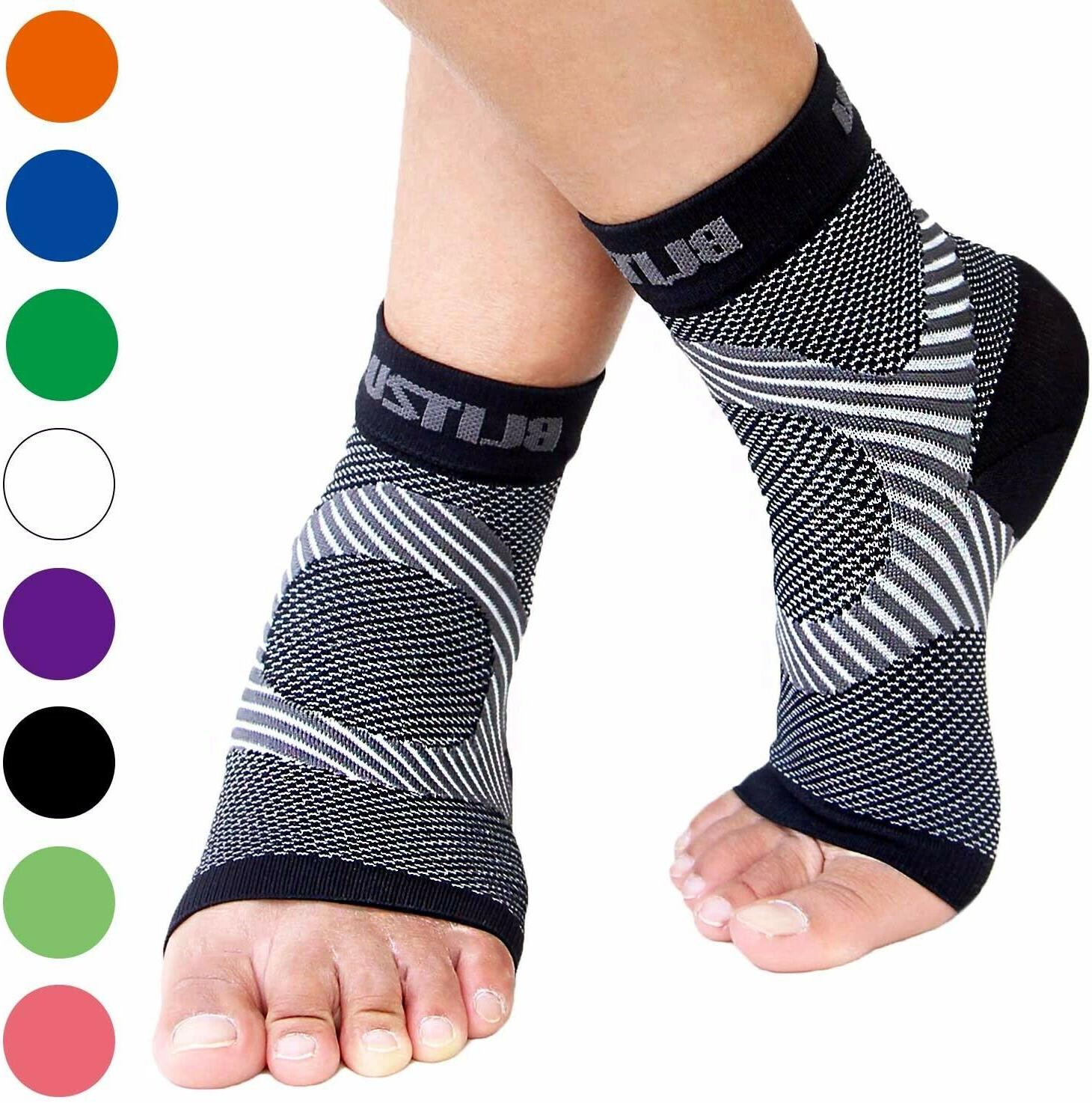 plantar fasciitis socks with arch support best