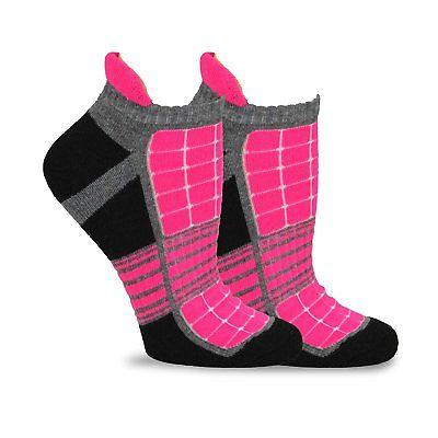 Teehee Women Cushioned Cut Socks