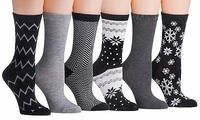 Tipi Toe Colorful Funky Dress Socks