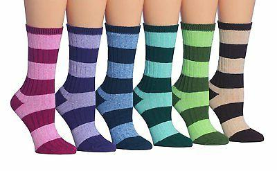 women s 6 pairs cotton ragg ruffle