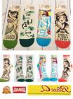 Blue Q Women's Ankle Crew Funny Novelty Socks, FREE SHIPPING