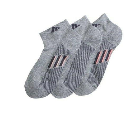 ADIDAS Women's Socks Superlite Climacool Low Cut Shoe 3 Pair