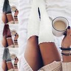 Womens Long Sexy Over The Knee Cotton Socks Thigh High Soft