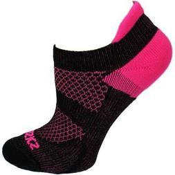 ASICS Lightweight Low Cut 3-Pack  Athletic   Socks Pink Wome