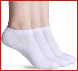 Low Cut No Show Socks For Women Athletic Ankle Short Invisib