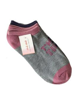 Made For Retail Positive Message Ankle Socks 4-Pack Adult Wo