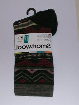 SmartWool Ripple Creek Crew Socks Women's Size Medium NWT Ch