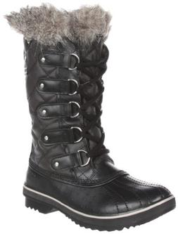 Sorel Women's Tofino Boot,Black,9 M US