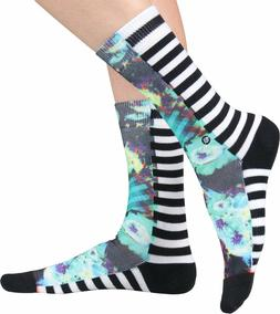 Stance Tomboy GHOSTRIDER Everyday Socks Women's Size OSFM