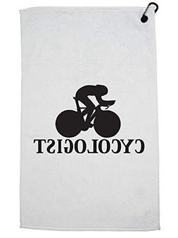 Hollywood Thread Trendy Cycologist Cycling Enthusiast Golf T