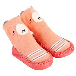 VEKDONE Unisex Newborn Animal Cotton Booties Cute Shoes for
