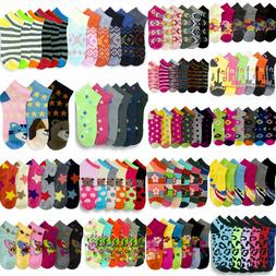 Wholesale Bulk Socks Lot Womens Size 9-11 Mixed Assorted Des