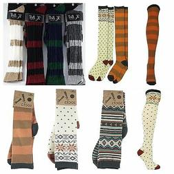 Women O'Neill Knee High & K.Bell Knee High Socks Cute Design