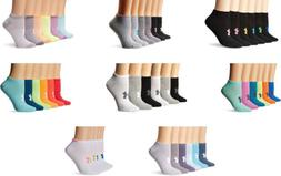 Under Armour Women's Essential No-Show Liner Socks, 6 Pairs,