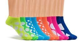 Women's Low Cut Socks 10 Pairs