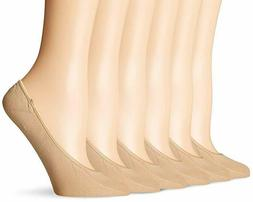 PEDS Women's Ultra Low Microfiber Liner with Gel Tab # 6 Pai